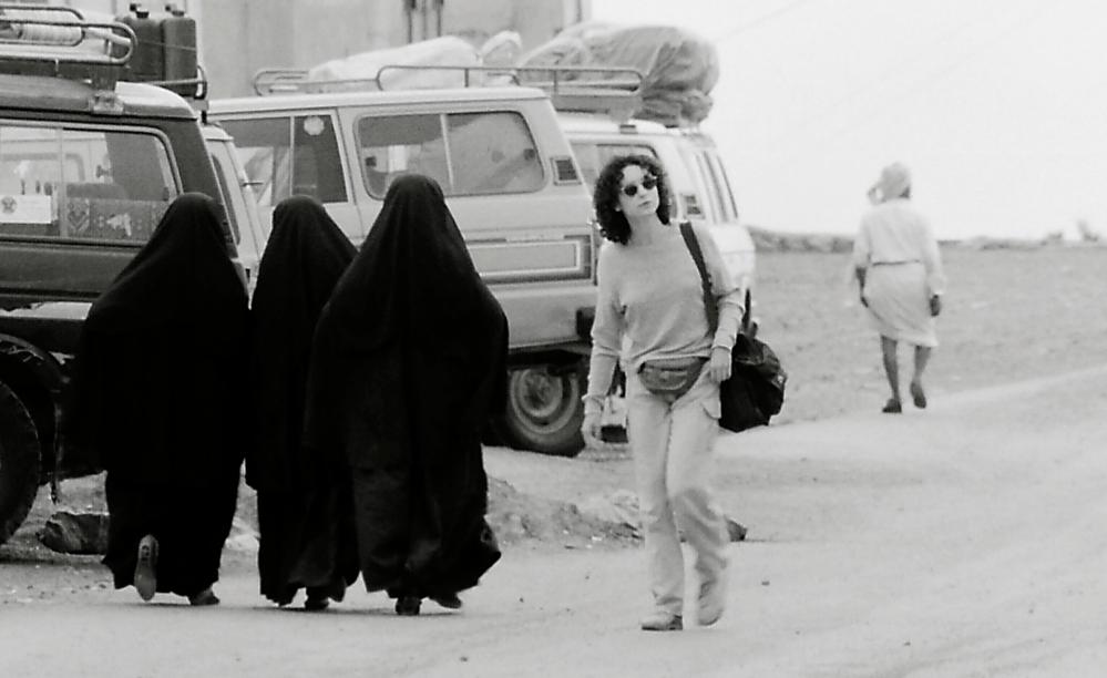 Sana'a, Yemen, 1997