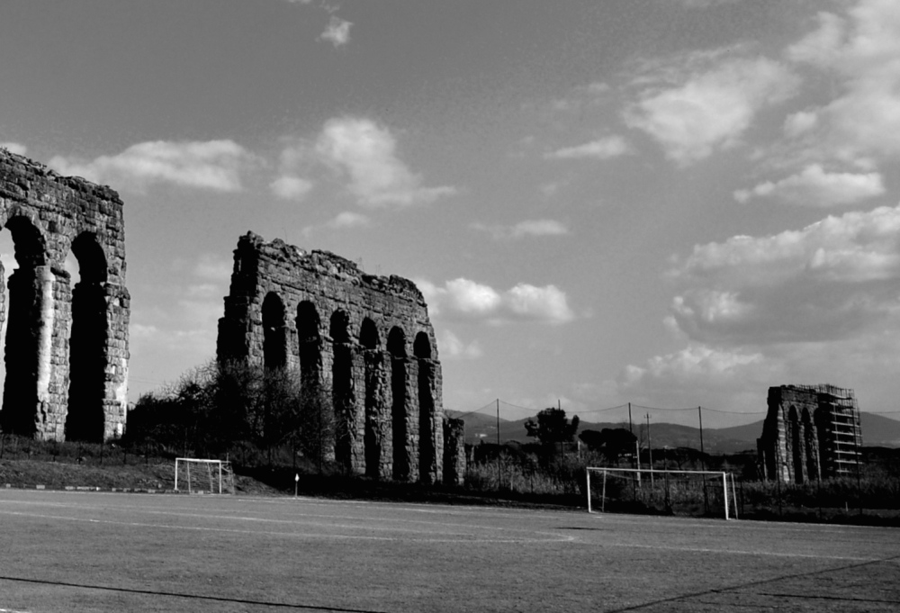 Roma, Parco degli Acquedotti, 2014