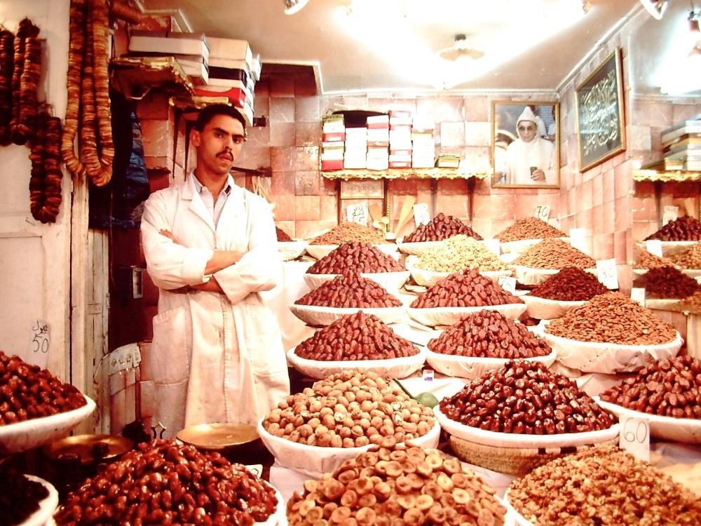 Marrakesh, 1993