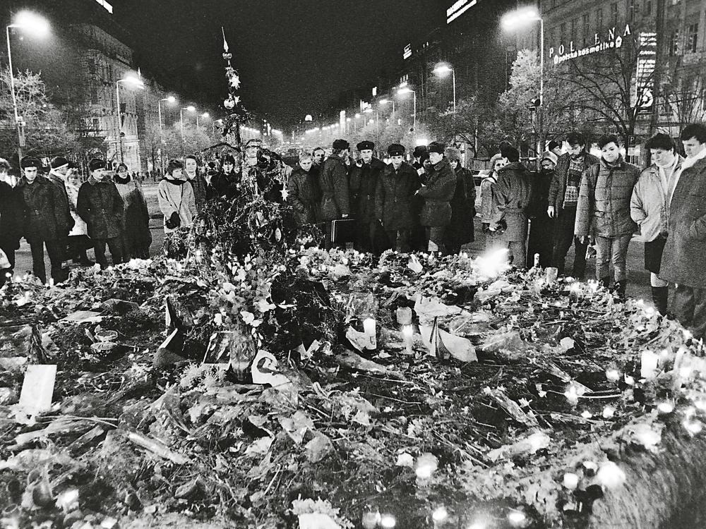 Praga, 1989