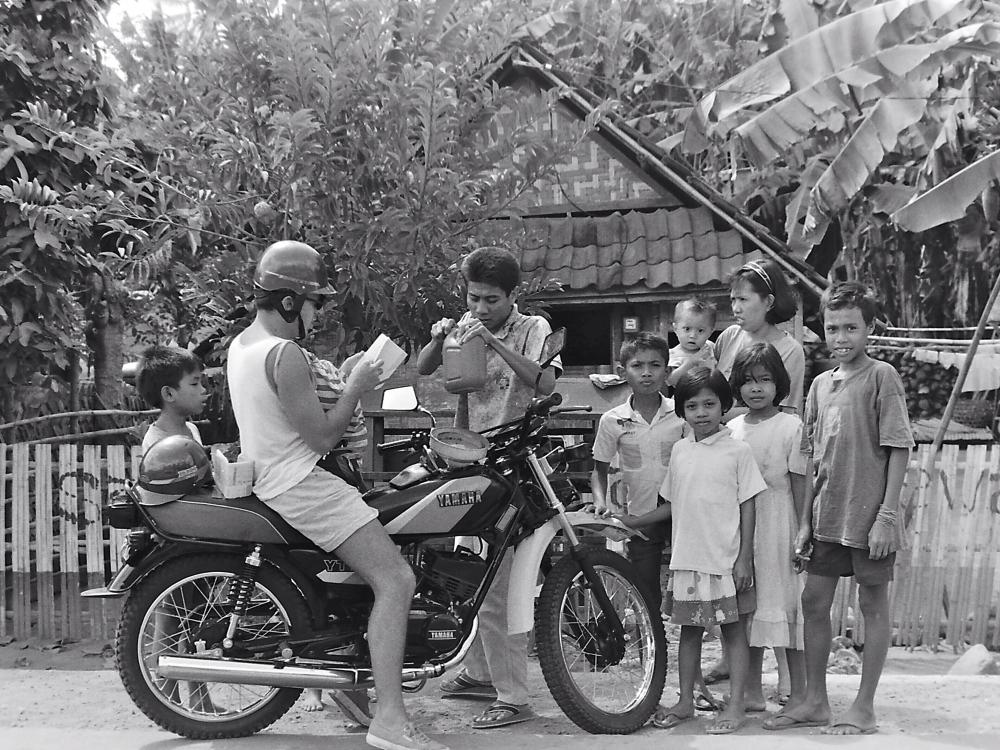 Sumbawa, Indonesia, 1992