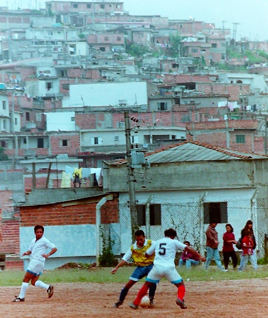 Sao Bernardo Do Campo, Sau Paulo, Brasile, 1996